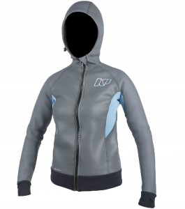 Neilpryde JK 2 LA ARMOR-SKIN HOODED JACKET 1.5MM neopren